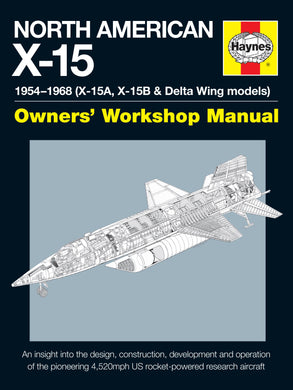 Haynes Workshop Manual: X-15