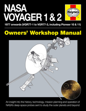 Haynes Workshop Manual: Voyager 1 & 2