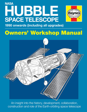 Haynes Hubble Space Telescope Manual