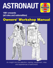 Load image into Gallery viewer, Haynes Astronaut Workshop Manual