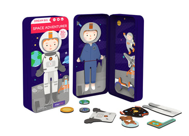 Travel Magnetic Puzzle Box - Space Adventurer