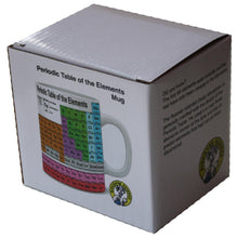 Load image into Gallery viewer, Periodic Table Mug