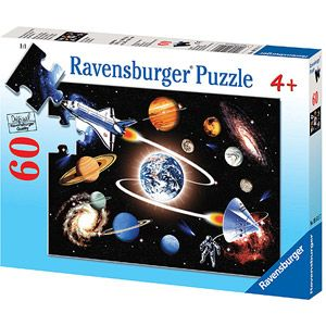 Ravensburger Puzzle - In the Galaxy - 60 Pieces