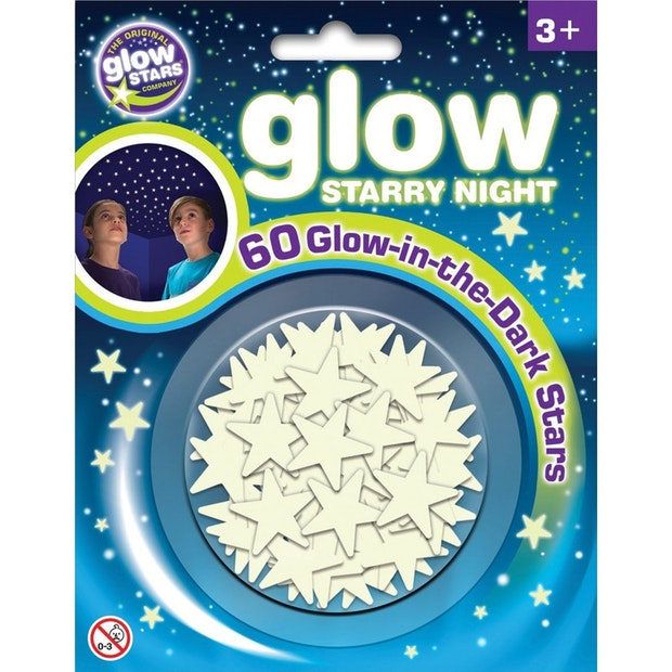60 Glow-in-the-Dark Stars