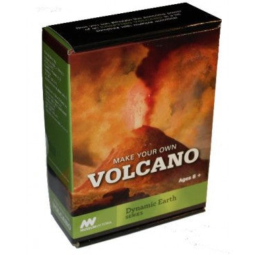 Make Your Own Volcano
