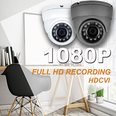 1080P Full HD CCTV Recording