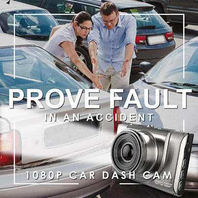 Dash Cams - Prove Fault In An Accident