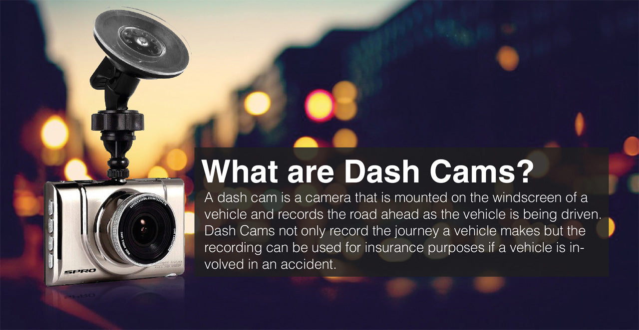 What are Dash Cams