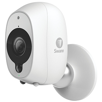 2MP Swann - Wire-Free Smart Security Camera 2 Pack