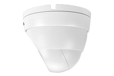 3MP IP Dome White 3.6mm Lens with IR for night vision