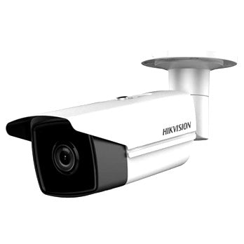 4MP IP Hikvision CCTV 2.8mm Lens Bullet Camera