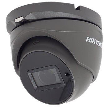 5MP Hikvision CCTV Varifocal Grey Dome Camera