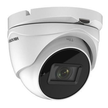 5MP Hikvision CCTV Varifocal White Dome Camera