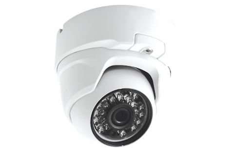 SPRO CCTV Base White with Camera