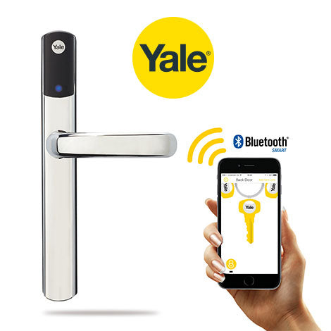 Yale Conexis L1 Smart Door Lock - Bluetooth