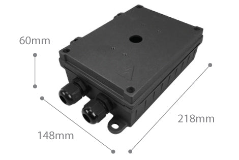 Dimension of IP65 Junction Box