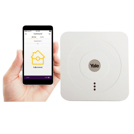 Yale-Smart Home Alarm Starter Kit