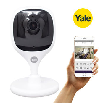 Yale Home View Indoor WiFi Camera-SV-DF7I-W