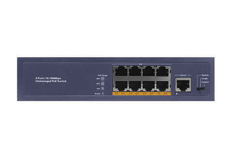 8 Port POE  Switch