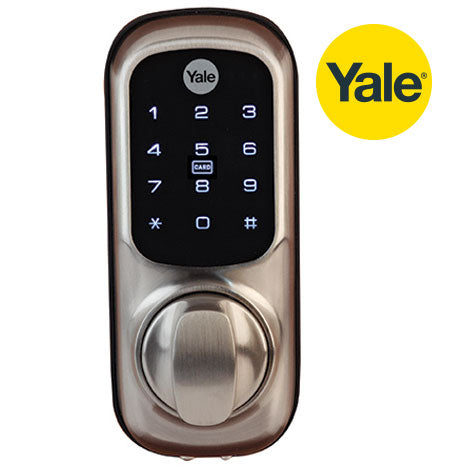 Yale - Keyless Connected Smart Lock (Satin Nickel)