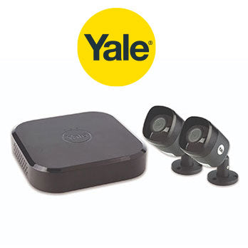 Yale - Smart Home CCTV HD1080 - 2 camera system
