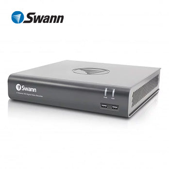 Swann 4 Channel Digital Video Recorder: 1080p Full HD with 1TB HDD