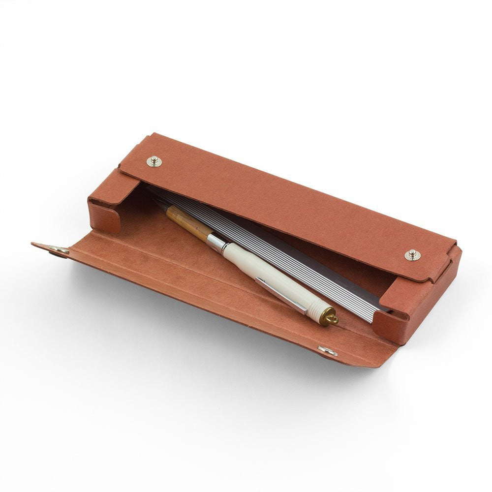 PULP - Pen case pasco, tan