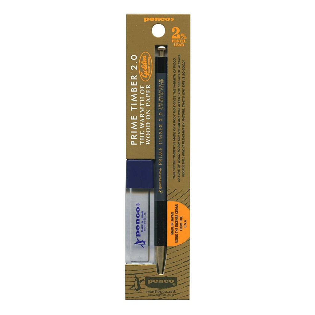 Pencil Prime Timber, brass black