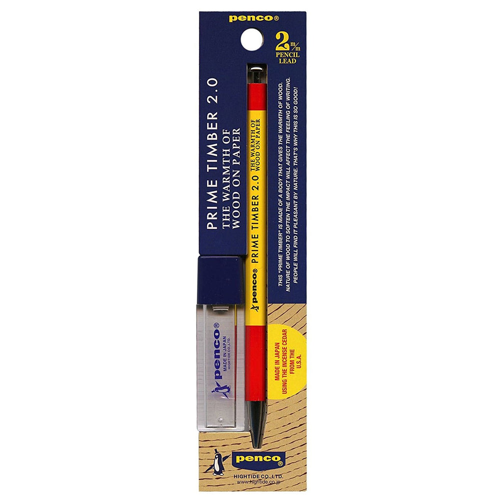 Pencil Prime Timber, yellow