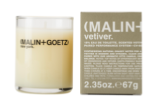 Scented candle / vetiver votive - 67 g