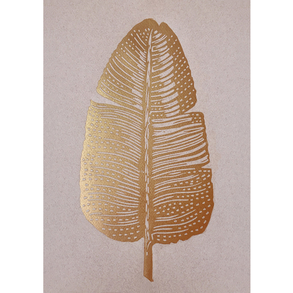 GOLD FEATHER - A4