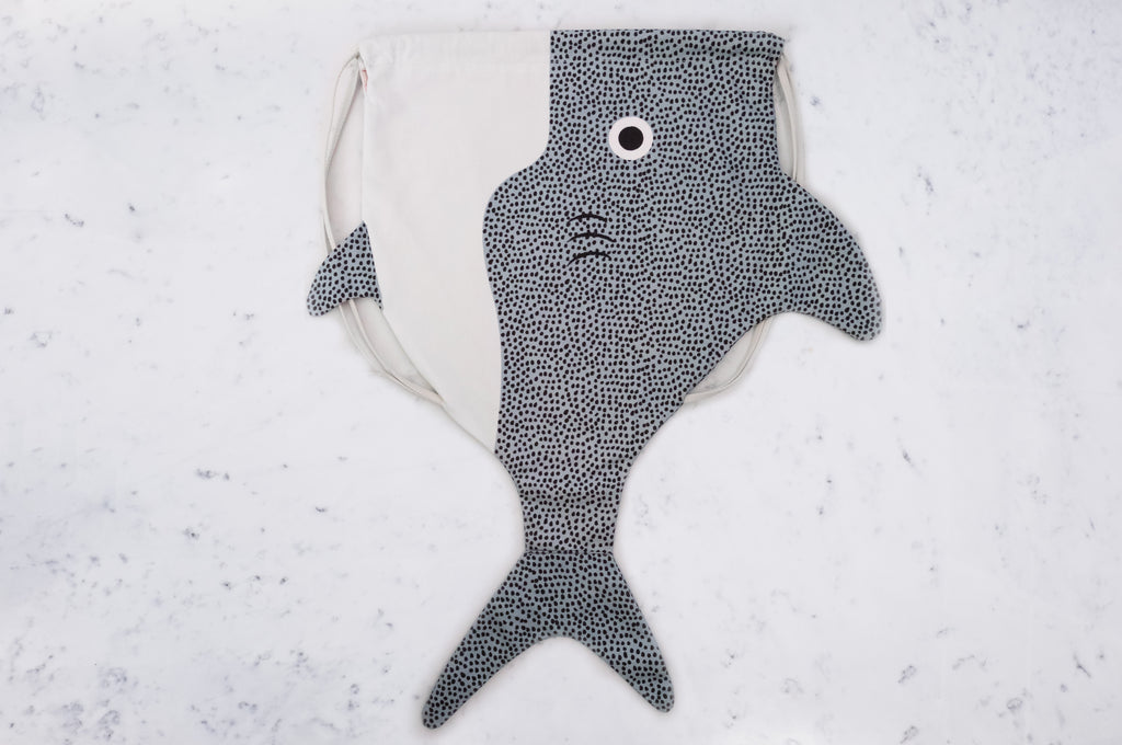 Shark backpack • adult