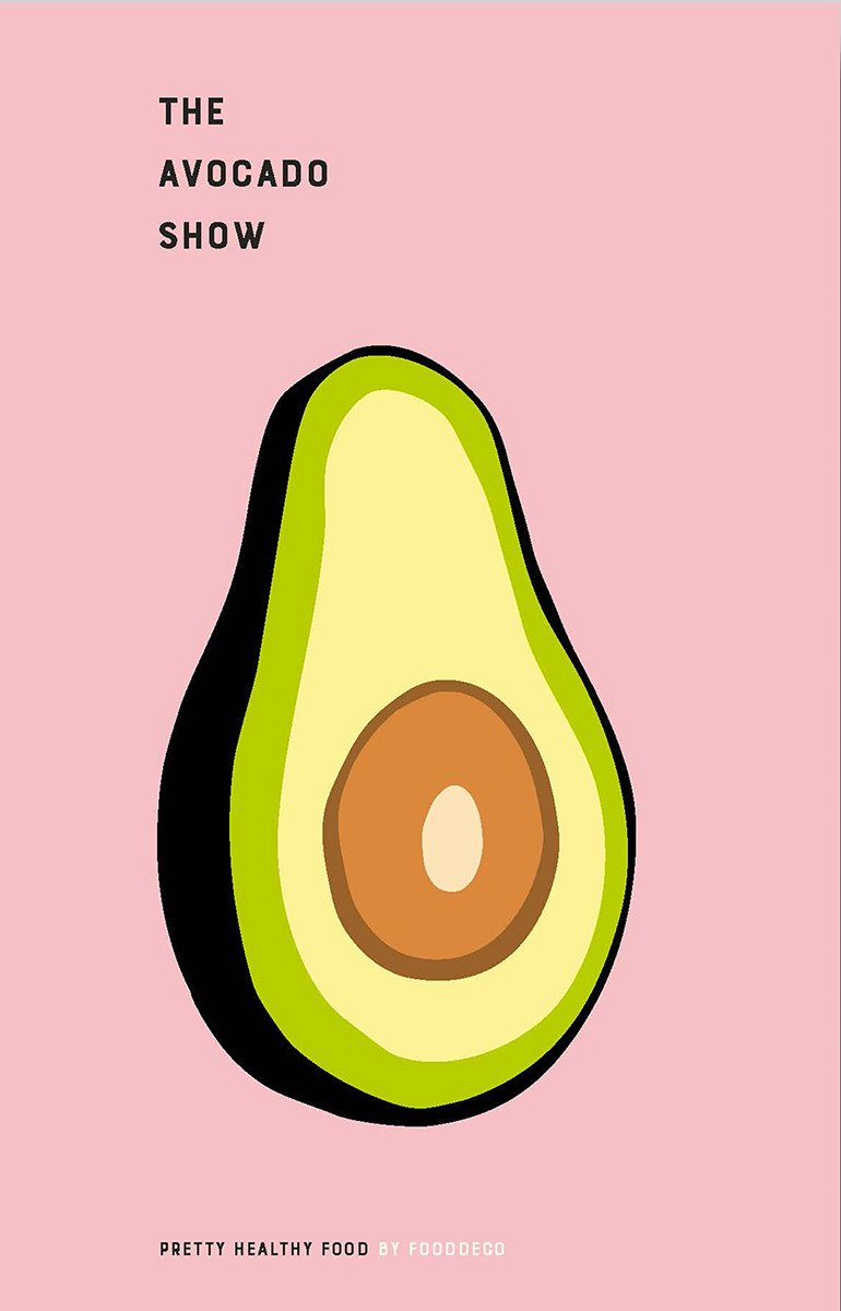 The Avocado Show • bog