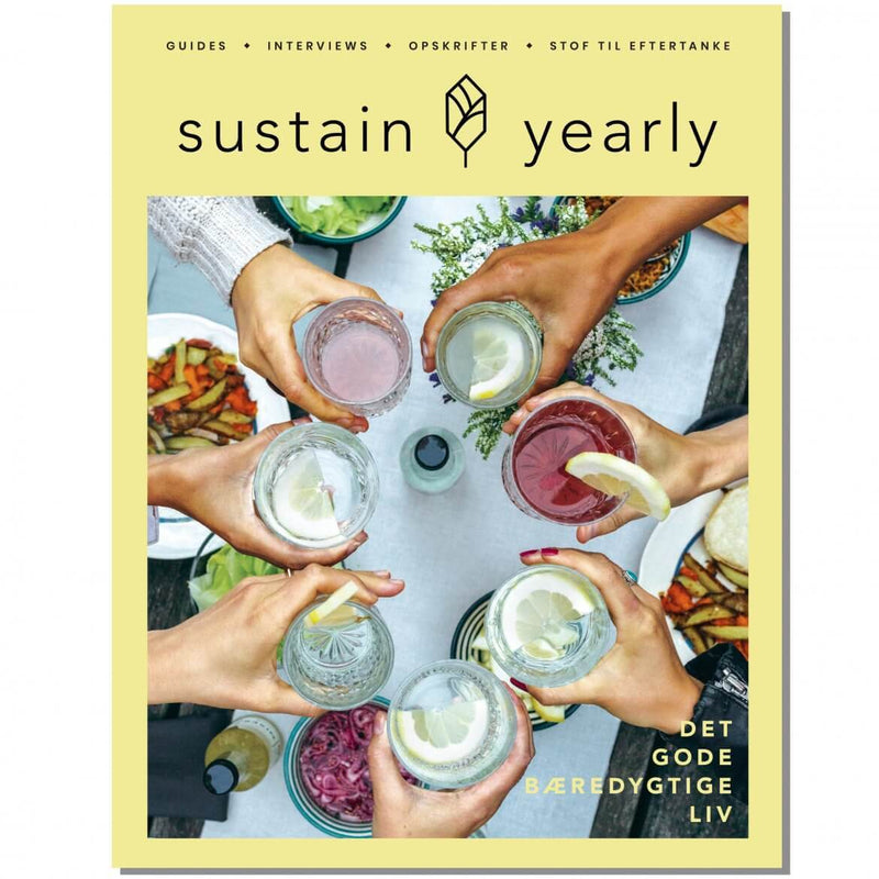 Sustain Yearly - magasin 3. år