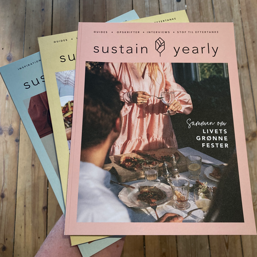 Sustain Yearly - magasin FEST