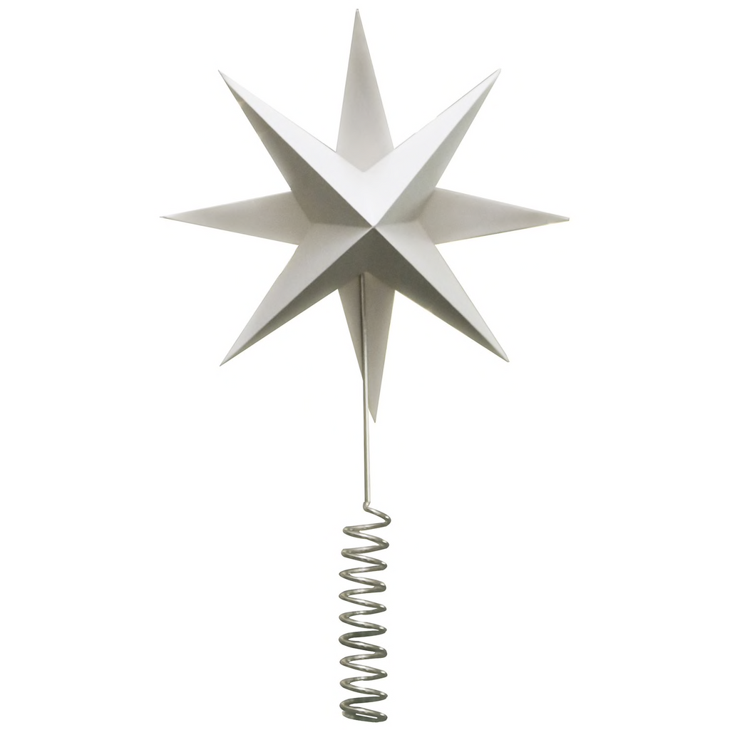 Tree Top Christmas Decoration • STAR