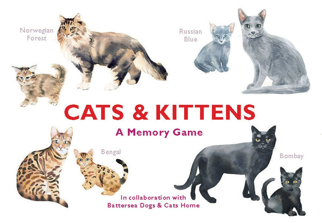 Cats & Kittens - game