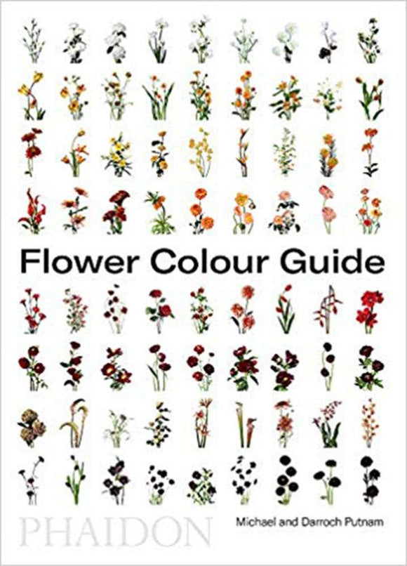 Flower Colour Guide • bog