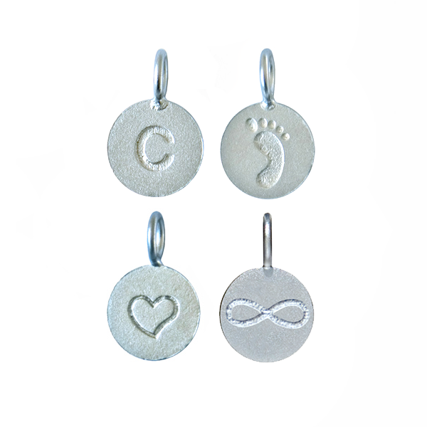 Tags for Close-To-My-Heart-anchor chain, sterling silver