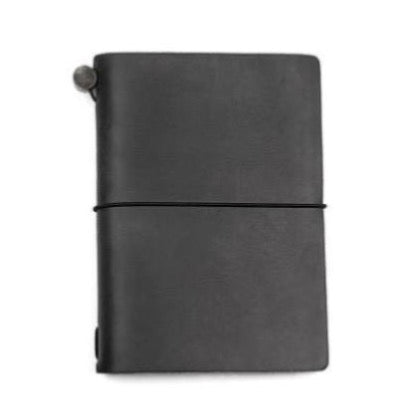TRAVELER'S notebook passport size, black