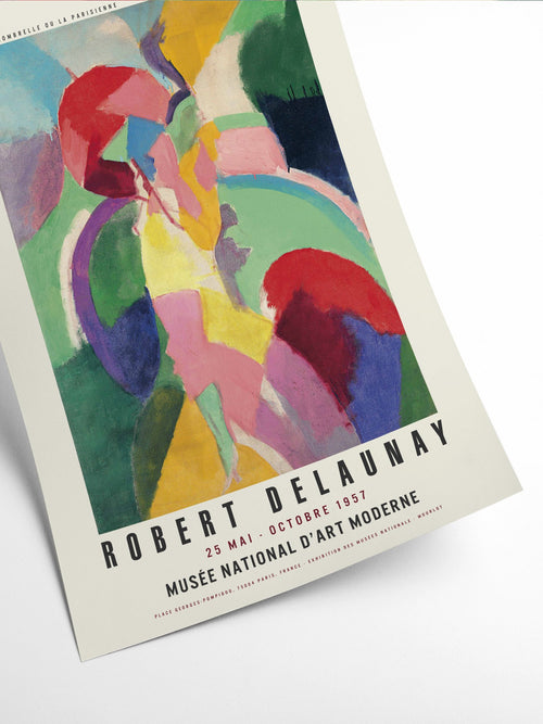 Robert Delaunay • Museé National D'art Moderne