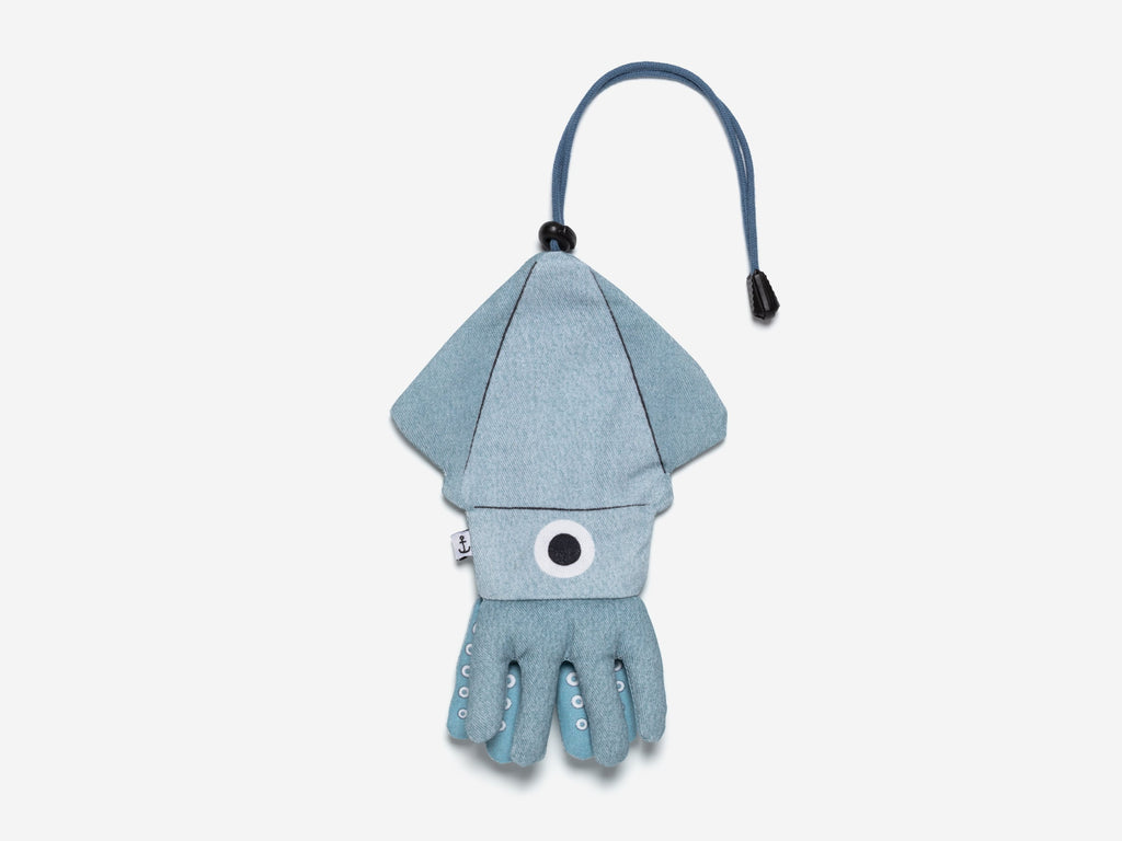 Squid keychain