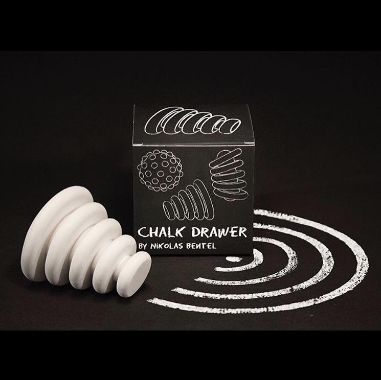 Chalk Drawer · circle