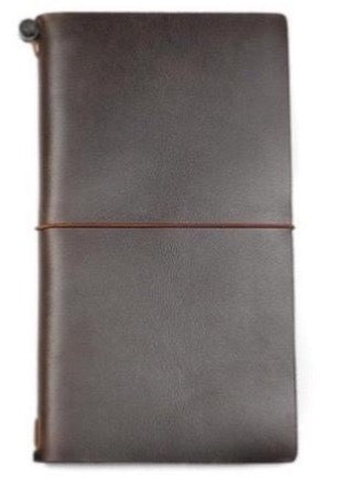 TRAVELER'S notebook, brown