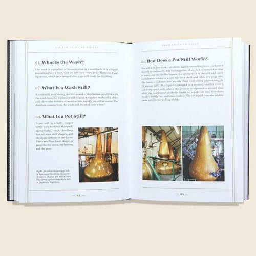 A Field Guide to Whisky • bog