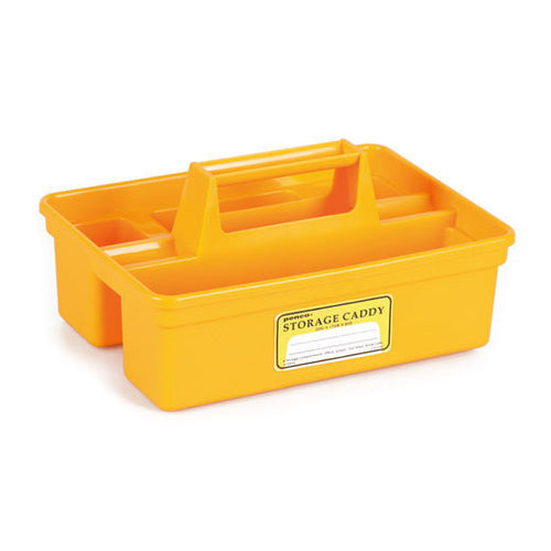 Storage Caddy, Yellow