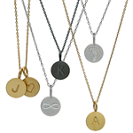 Tags for Close-To-My-Heart-anchor chain, gold plated silver