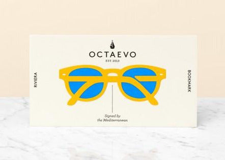 Riviera Bookmark, yellow