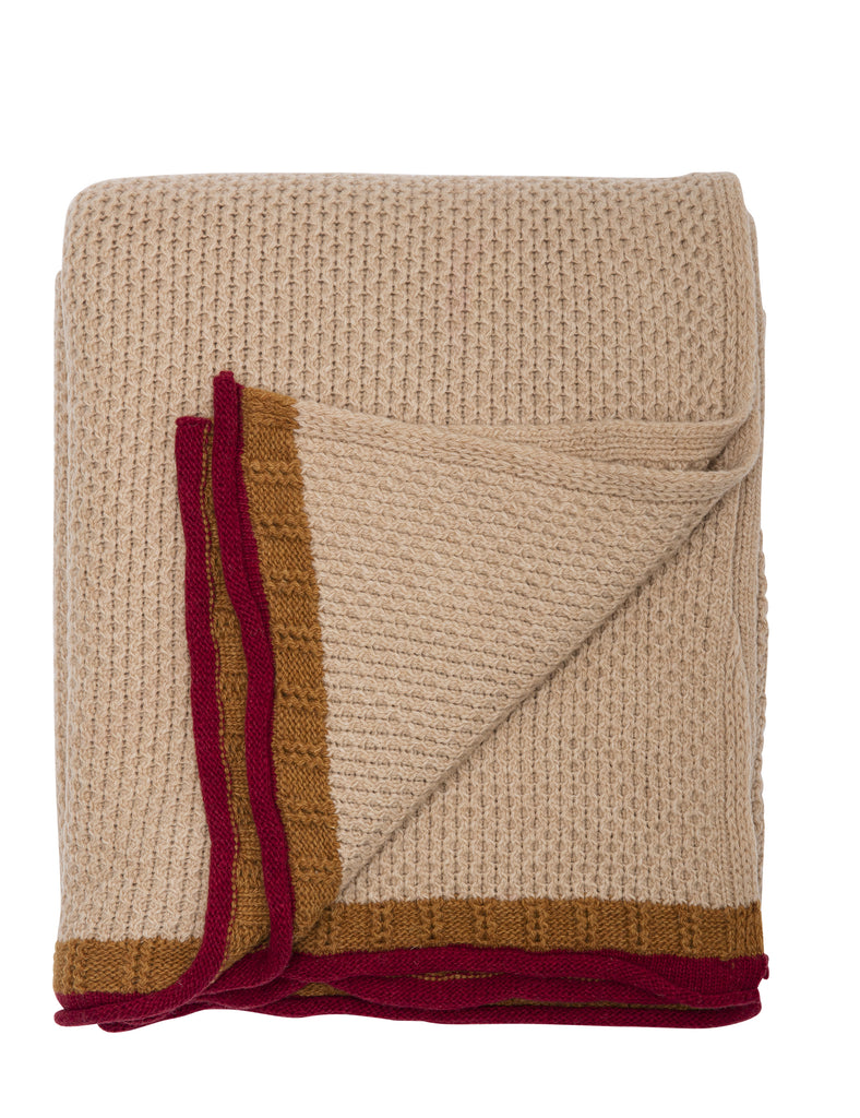 HoneyComb blanket, sand