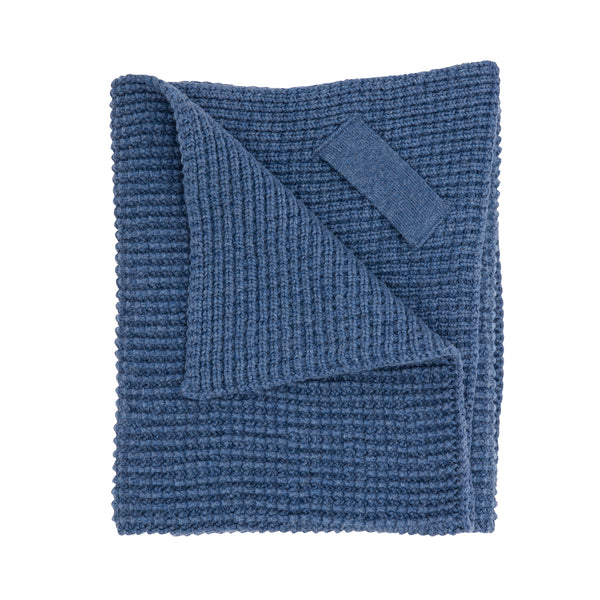 kitchen towel, blue 1C